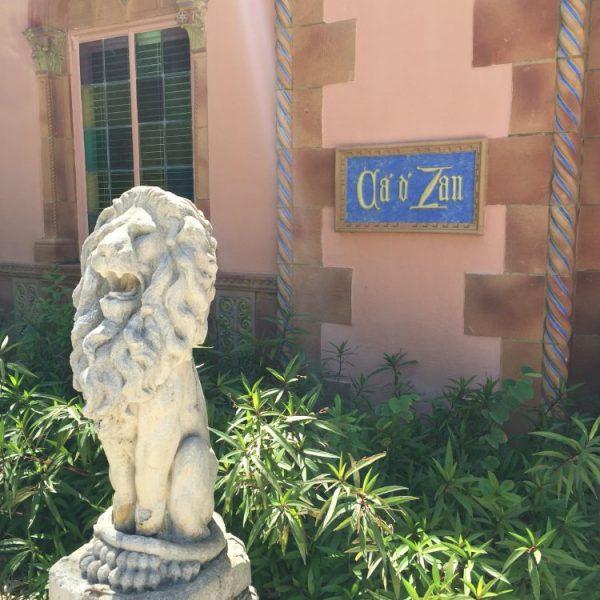 CircaWanderlust, Circa Wanderlust, Ca' D' Zan, John Ringling, Ringling Estate, Sarasota, Ringling Circus