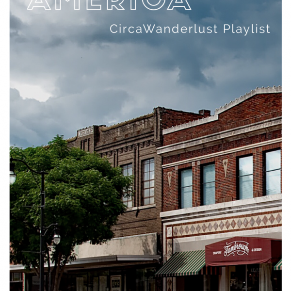 travel playlist, music