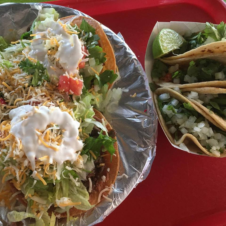 The Spot Tacos; For the Best in the 941