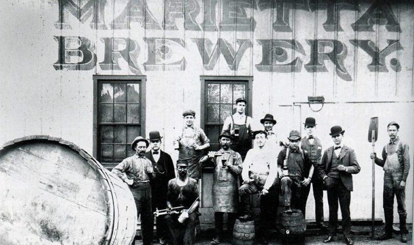 Marietta, Marietta Ohio, Historic, brewery, marietta brewery