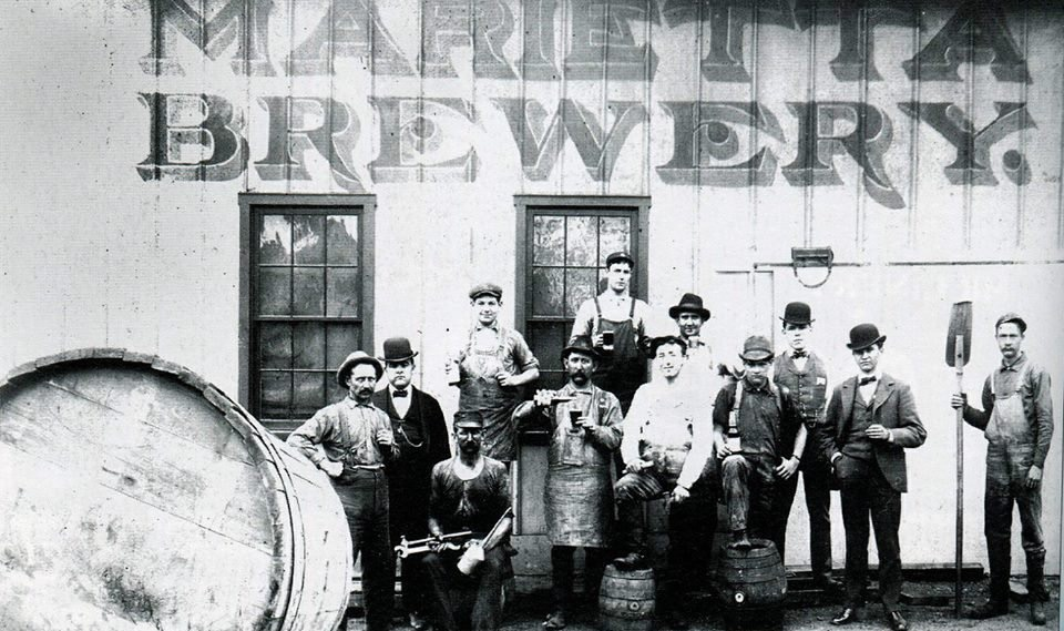 Marietta Brewing Company, Then and Now: Reflections of a Beer Snob