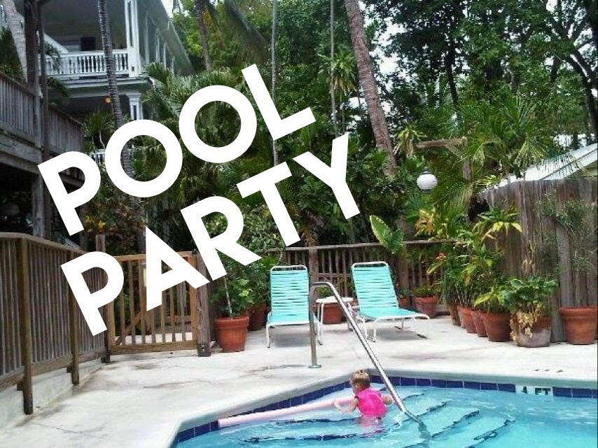 Pool Party Playlist: BBQ, Water, And Tunes
