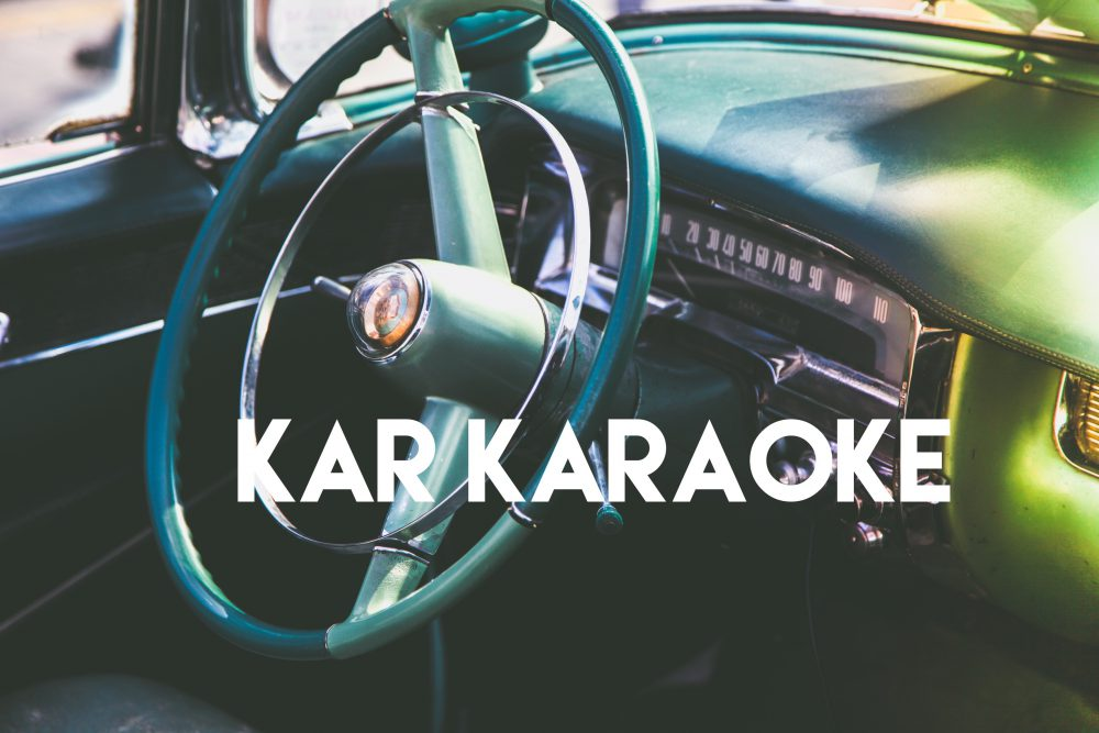 Kar Karaoke: When You Just Need a Singlong