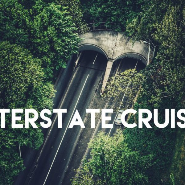 Cruising, Interstate, tunnel