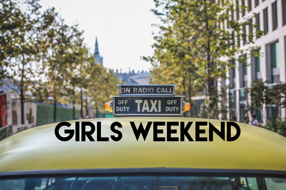 Girls Weekend: A Playlist For Those Bad Ass Trips With Your BabeSquad