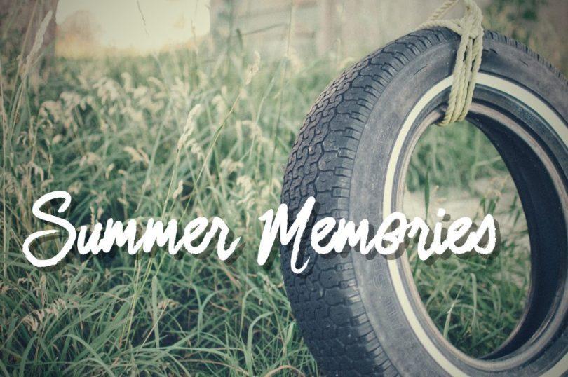 Summer Memories, tire swing, CircaWanderlust, Circa Wanderlust