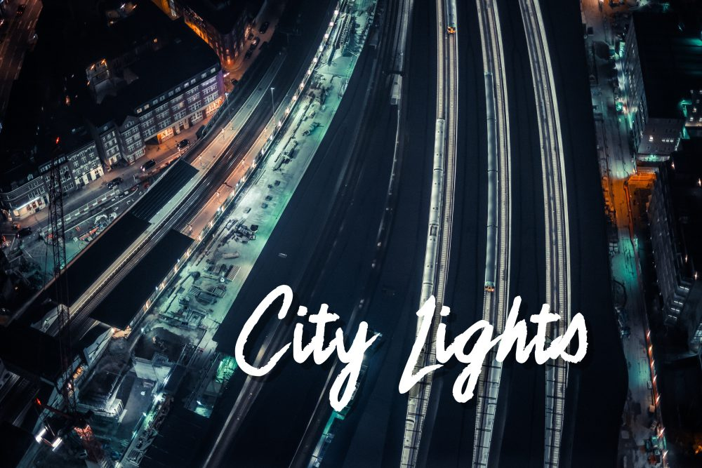 City Lights: A Playlist for Buzzing Lights