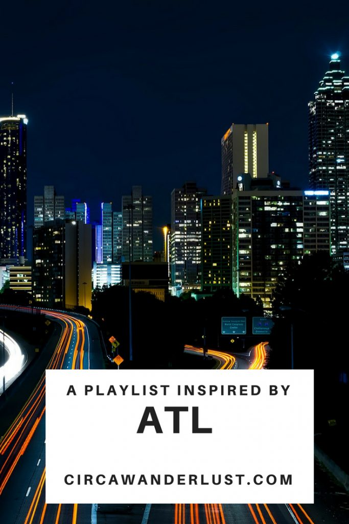 playlist, atlanta