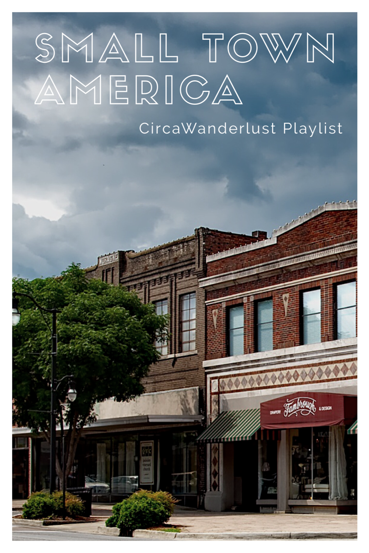 Small Town America Playlist