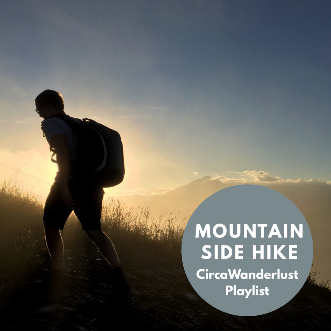 Mountain Side Hike Playlist