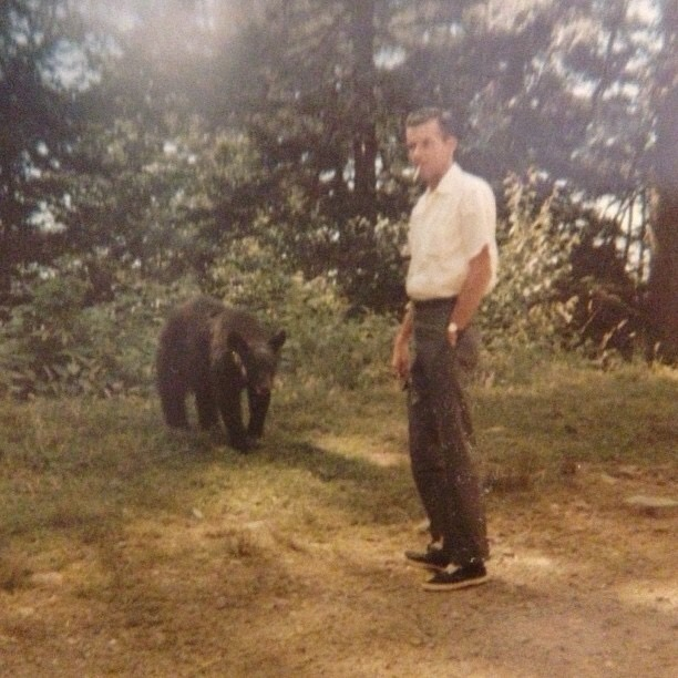 Driving with my Grandfather – Mountain Memories in Cades Cove
