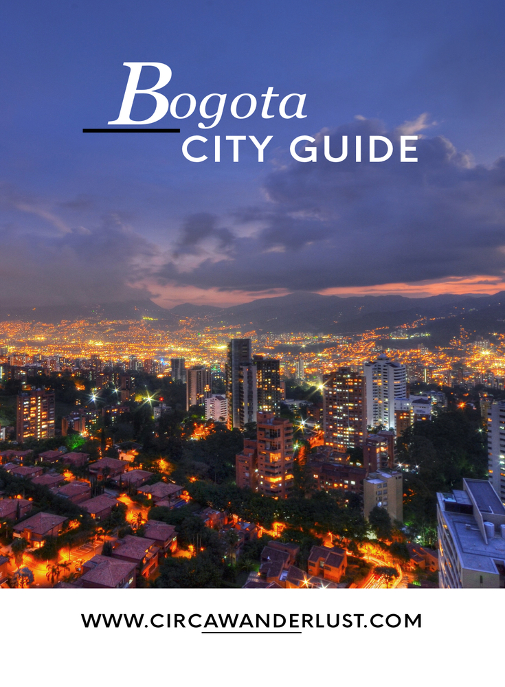 bogota, travel guide, colombia