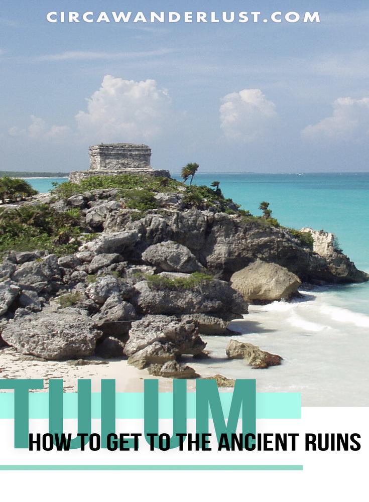 tulum, mayan ruins, visiting mexico