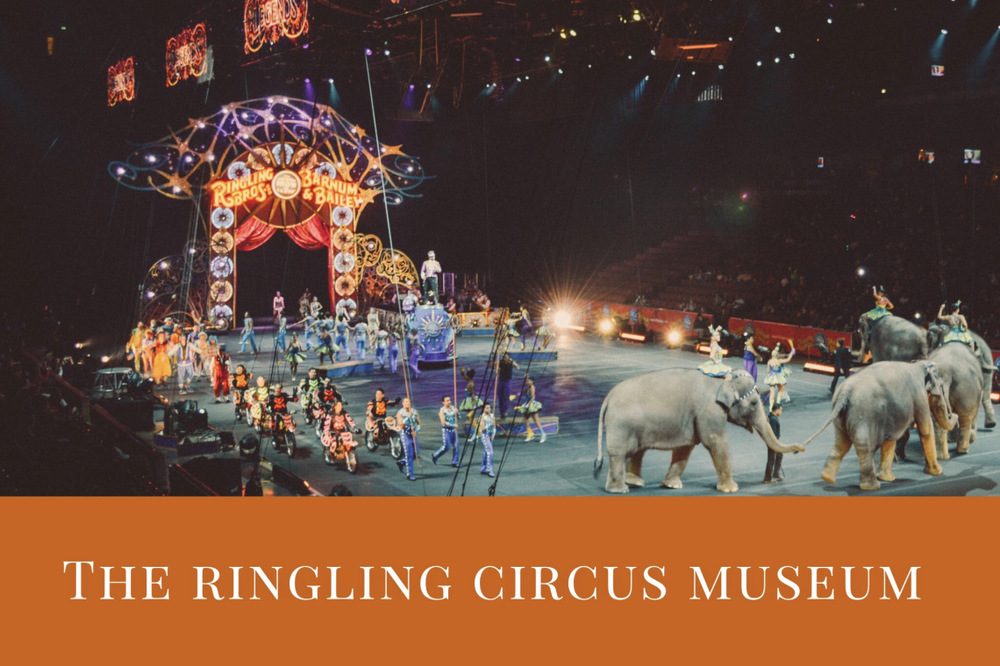 Ringling Circus Museum: Sarasota's Greatest Show on Earth