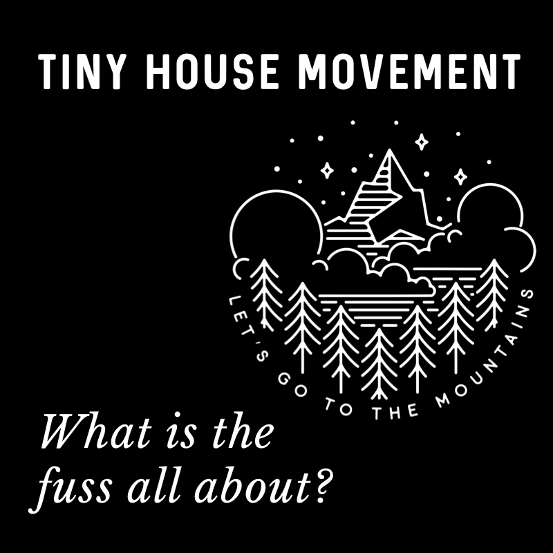 Tiny House Movement: What Is The Fuss All About?