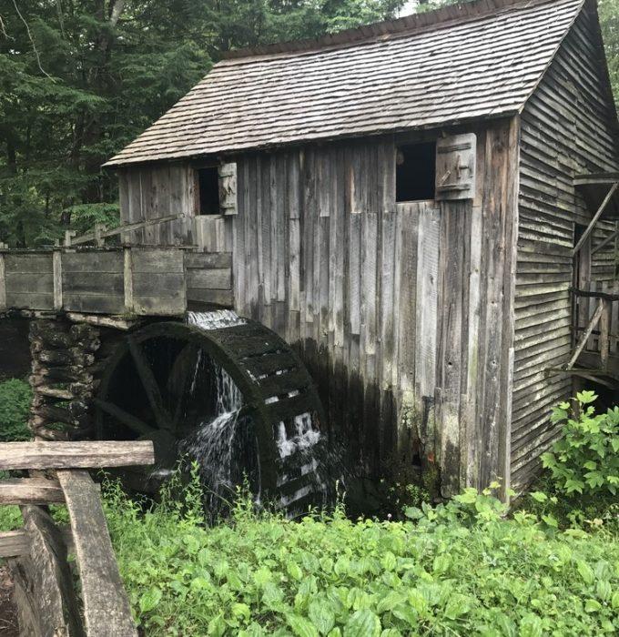 Cades Cove, Mill, Smoky Mountains