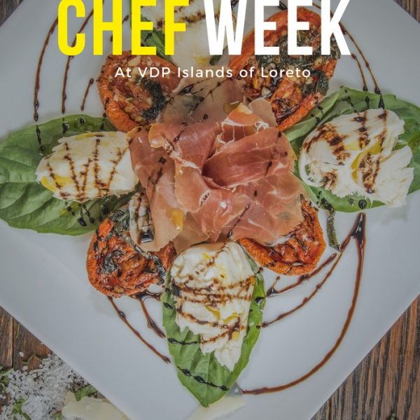 celebrity chef week, loreto mexico, baja california, loreto, villa del palmar, VDP Loreto