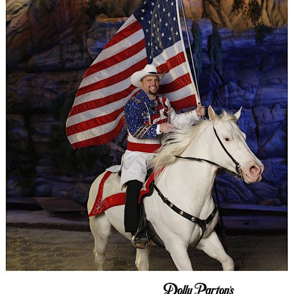 Dolly Parton, Dixie Stampede, Pigeon Forge, Dinner Show