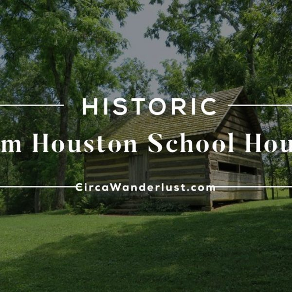 Sam Houston School house, Tennessee, Sam Houston