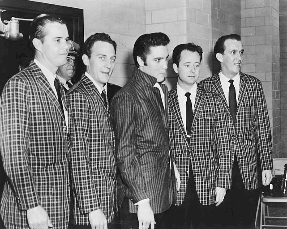 elvis, memphis, elvis and the jordanaires
