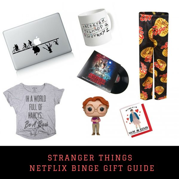 stranger things, gift guide, stranger things season 2
