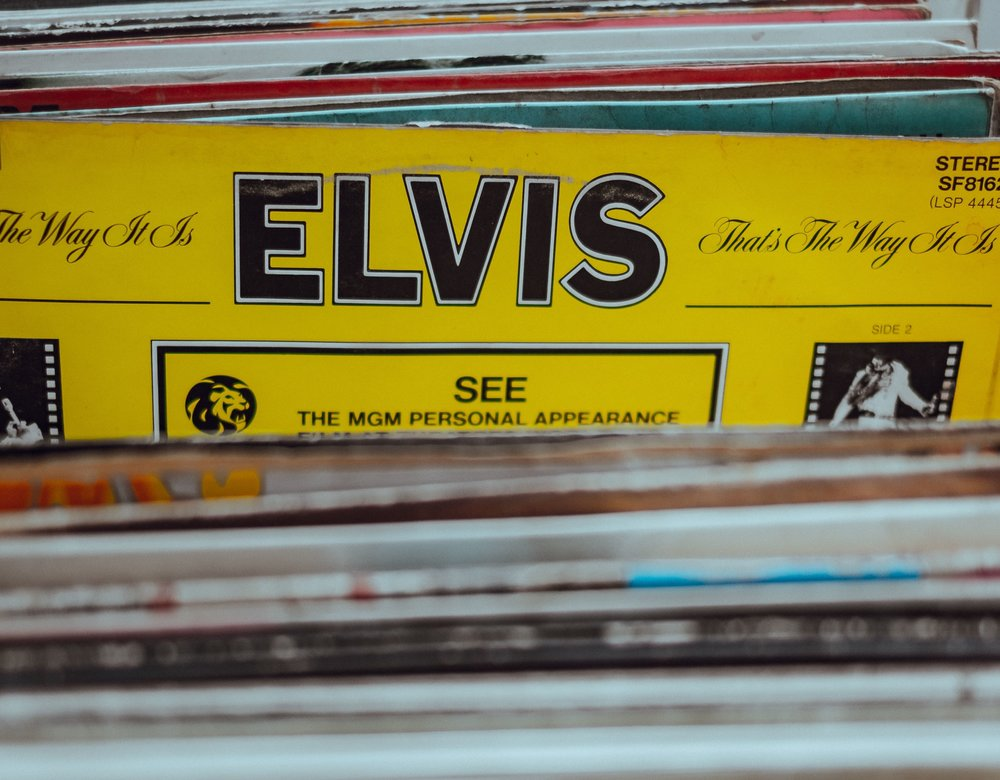 Elvis' Nashville: Walking in Music City with The King
