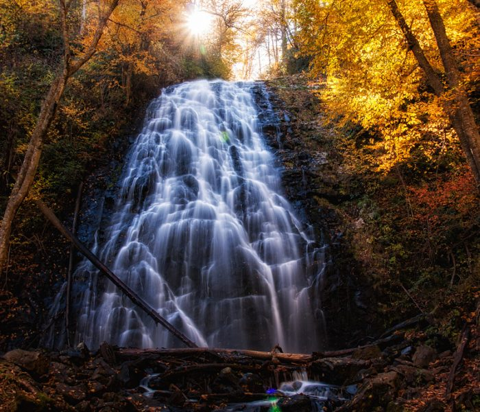 7 Waterfalls on the Blue Ridge Parkway You Need to Check Out