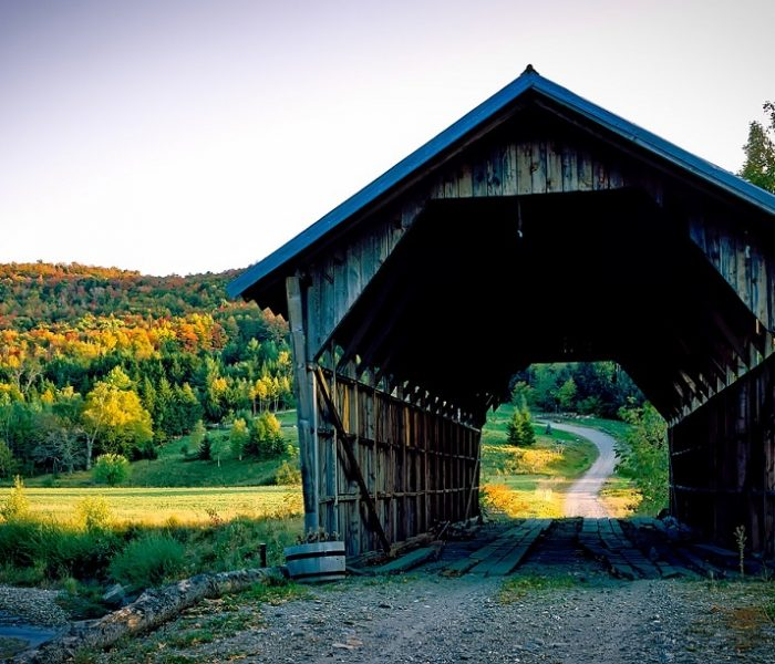 Beautiful Covered Bridges in Tennessee