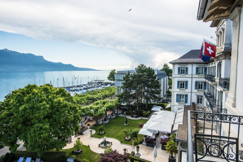 A Luxury Stay in Switzerland's GrandHôtel du Lac