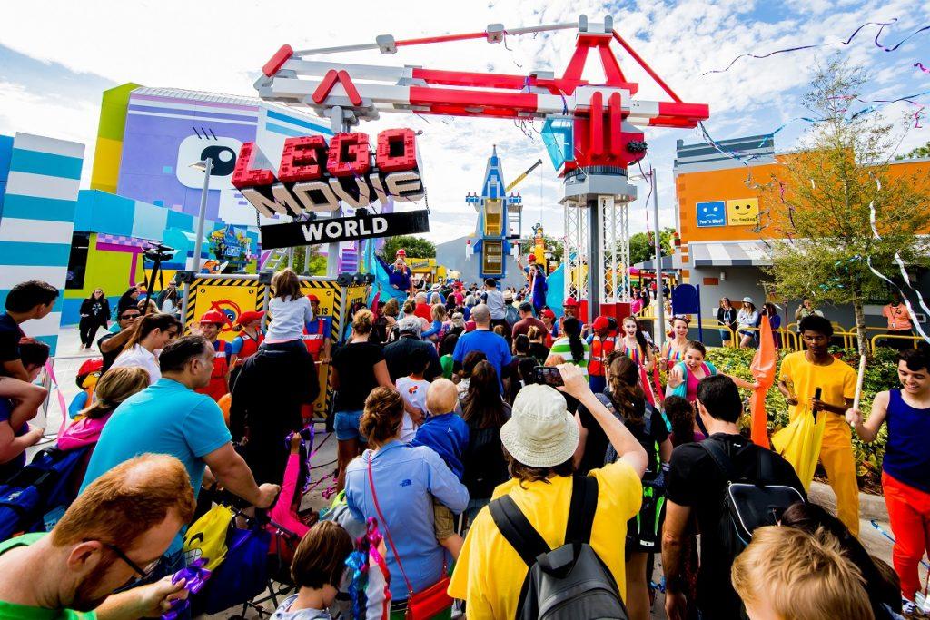 lego land celebration, lego land movie world, family friendly theme parks