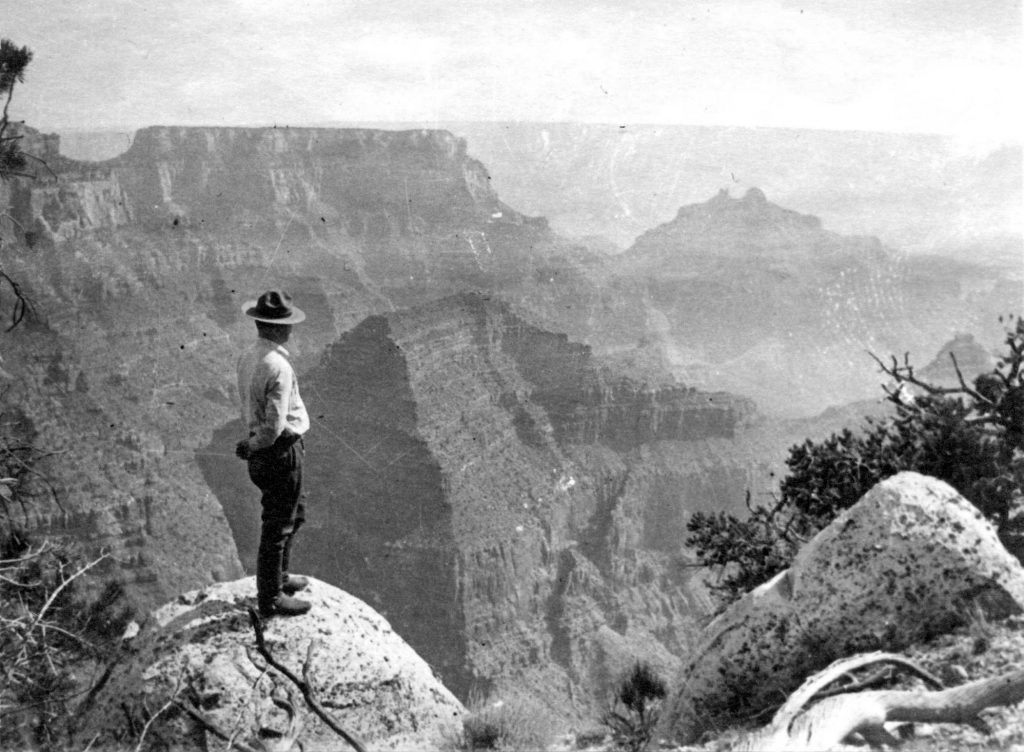 national parks, ranger, tex worley, grand canyon