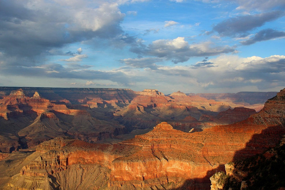 grand canyon, national park system, desert