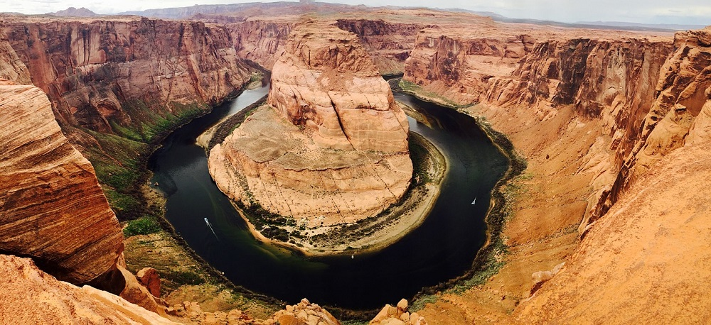 national park, grand canyon, horseshoe bend