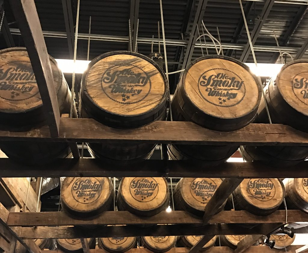 ole smoky, tennessee whiskey