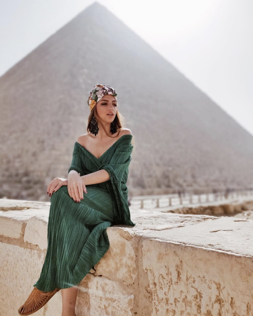 egypt, style of sara, travelers to follow
