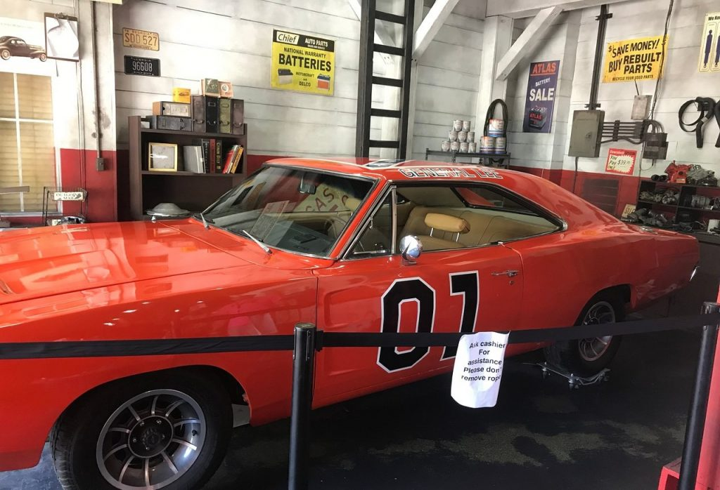 dukes of hazzard, the general lee, the general